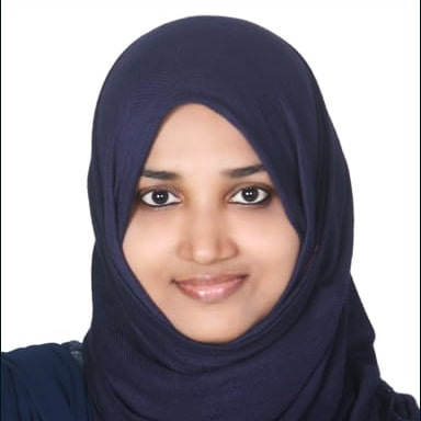 Er.Najila Ahmed : Assistant Professor